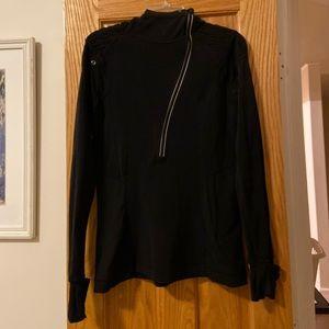 Lululemon | Black Zip Jacket 10